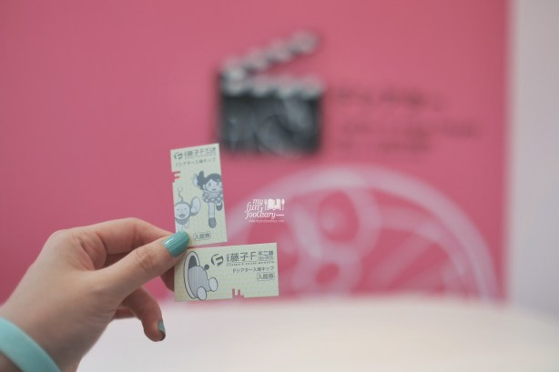 Ticket To Doraemon Movie at Fujiko Fujio Museum by Myfunfoodiary