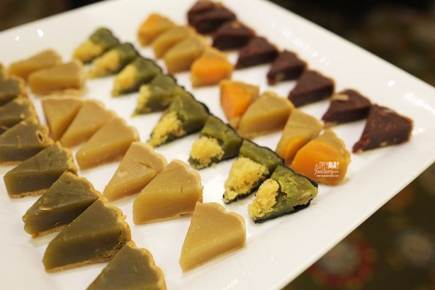 Various Moon Cake at JW Marriott Jakarta by Myfunfoodiary