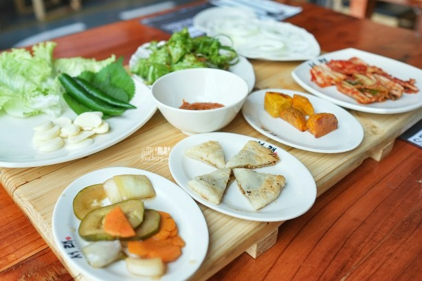 Banchan at Seorae Flavor Bliss Alam Sutera by Myfunfoodiary