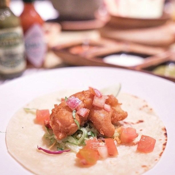 De Camaron Taco at Bengawan Restaurant - Keraton at The Plaza by Myfunfoodiary