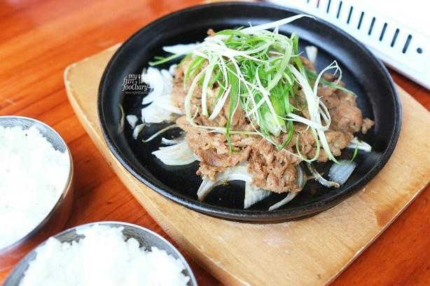 Dwaeji Bulgogi Lunch Set at Seorae Flavor Bliss Alam Sutera by Myfunfoodiary