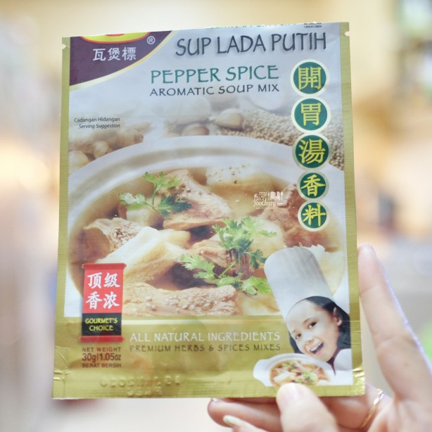 Gourmet Choice Pepper Spice Aromatic Soup Mix by Myfunfoodiary