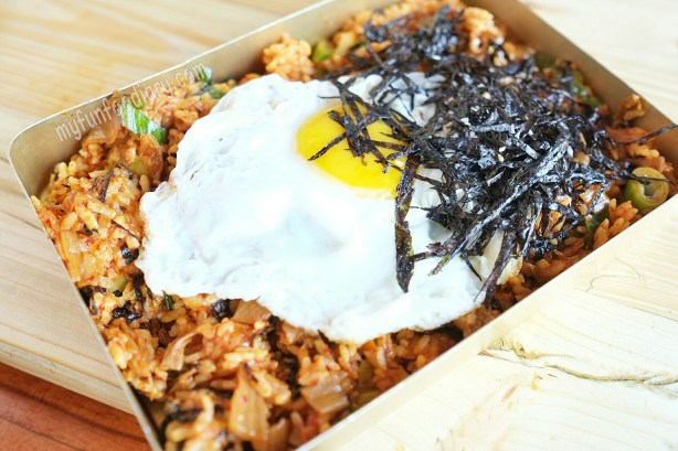 Kimchi Bento Rice at Seorae Flavor Bliss Alam Sutera by Myfunfoodiary