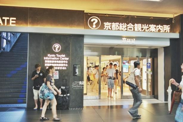 Kyoto Station Tourist Information Center by Myfunfoodiary