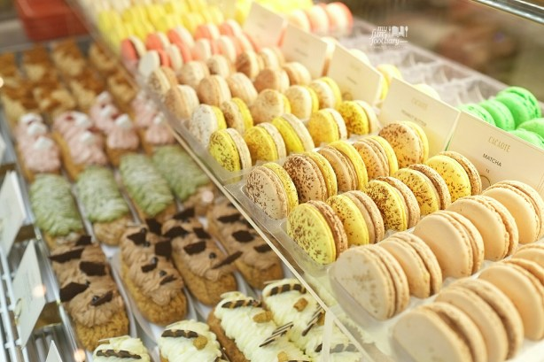 Macaroons at Cacaote Senopati by Myfunfoodiary