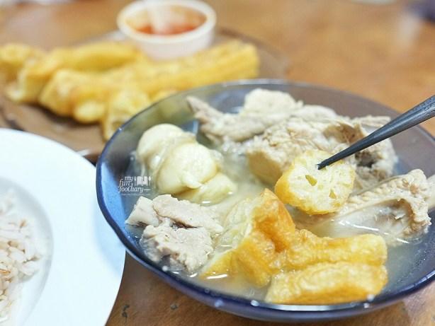 Pork Bak Kut Teh Instant Gourmet Choice at home