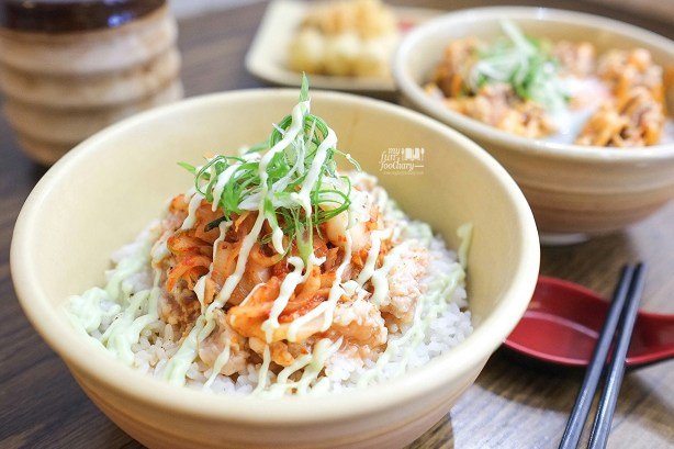 Salmon Aburi Don at Donburi Ichiya Lippo Mall Puri by Myfunfoodiary