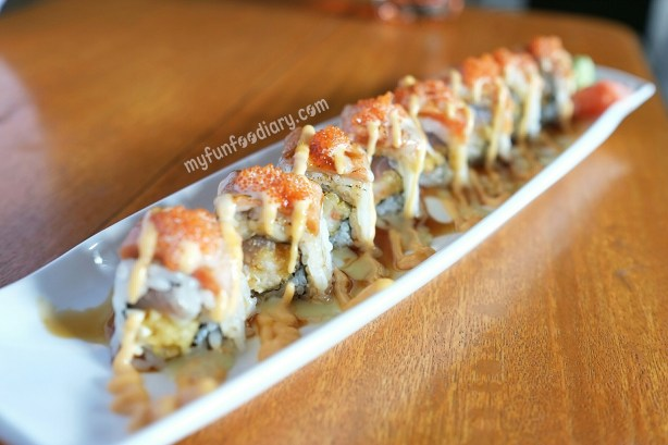 Signature Roll Sushi at Kei Sushi SCBD by Myfunfoodiary