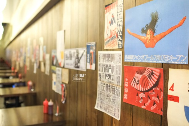 Simple Decorations at Donburi Ichiya Lippo Mall Puri by Myfunfoodiary