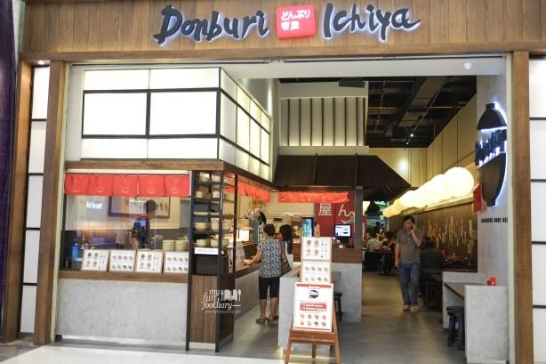 Tampak Depan Donburi Ichiya Lippo Mall Puri by Myfunfoodiary