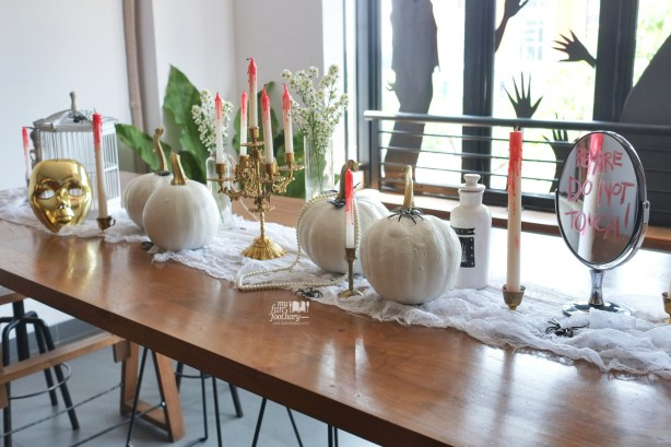 Halloween Theme at Sukha Delights in Bandung by Myfunfoodiary 01