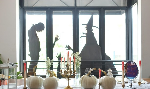 Halloween Theme at Sukha Delights in Bandung by Myfunfoodiary