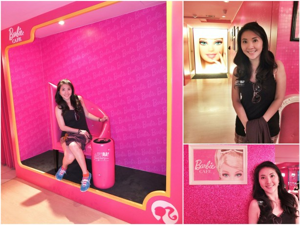Happy Face of Me at Barbie Cafe Taiwan by Myfunfoodiary