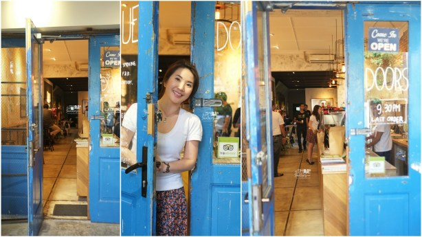 Me Myself at Blue Doors Bandung by Myfunfoodiary