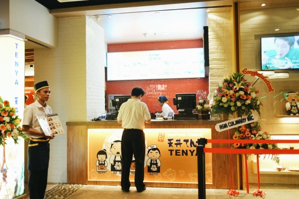 Order at the Cashier - at Tenya Tendon Grand Indonesia by Myfunfoodiary