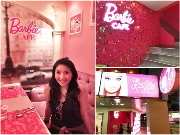 Tampak Depan Barbie Cafe Taiwan by Myfunfoodiary