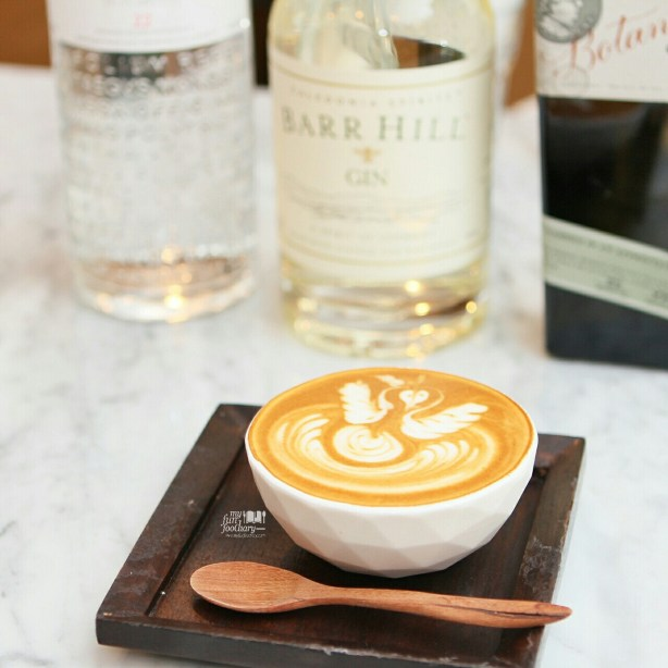 Cappucino at Chronicle by Myfunfoodiary