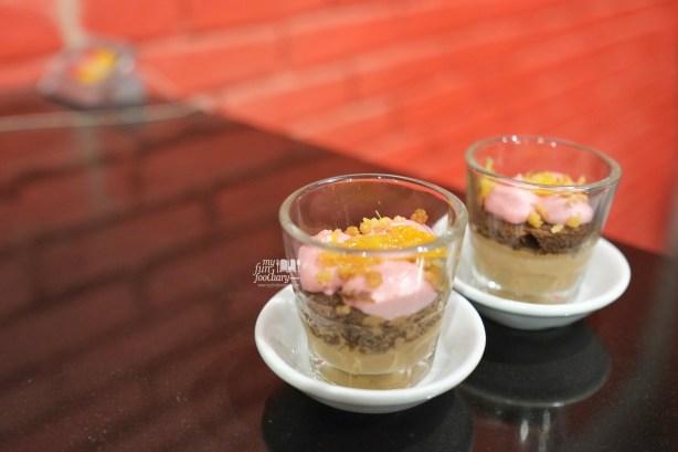 Dessert at 3 Wise Monkeys by Myfunfoodiary