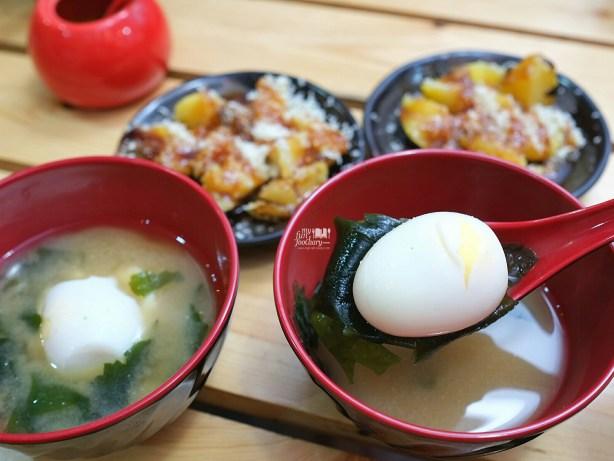 Miso Soup Special at Tomio Japanese Izakaya by Myfunfoodiary