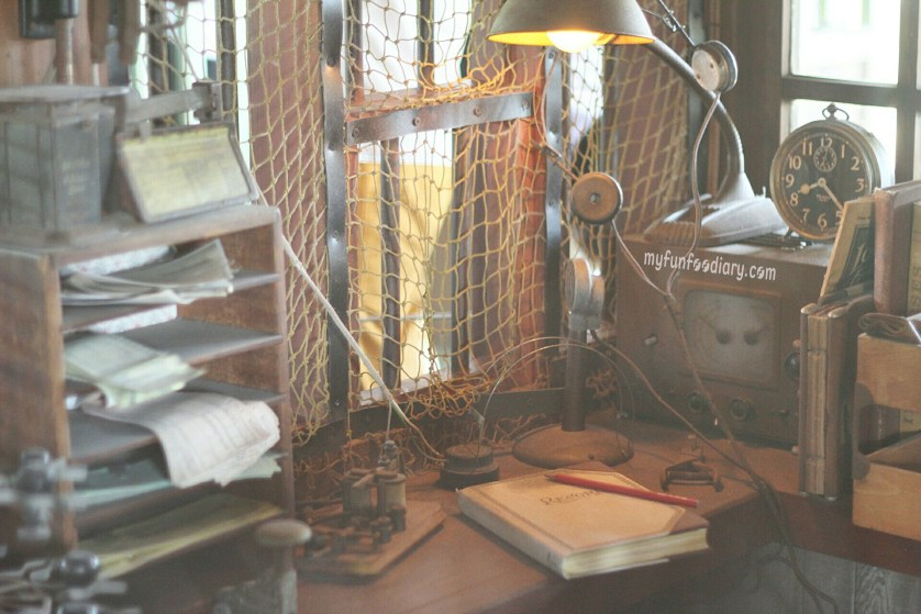 Working Room at Swiss Family Treehouse in Tokyo Disneyland by Myfunfoodiary