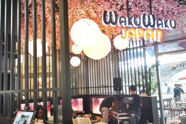 At Wakuwaku Cafe Japan by Myfunfoodiary