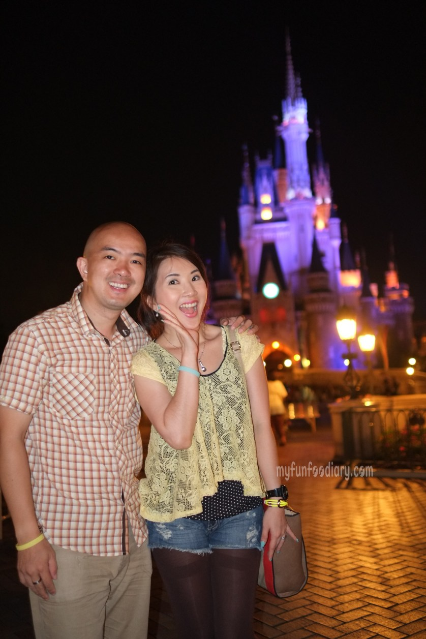 Happiness is Here at Tokyo Disneyland by Myfunfoodiary