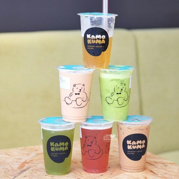 Iced Tea at Kamo Kuma Jakarta by Myfunfoodiary