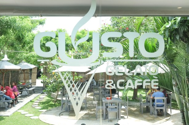 Outdoor Area at Gusto by Myfunfoodiary