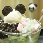 [NEW MENU] QQCake, Tea Egg, Panda Ice, and Grilled Squid at Blackball Indonesia