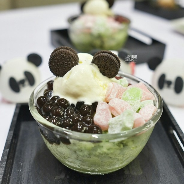 Panda Snow Ice at Blackball Central Park by Myfunfoodiary 02