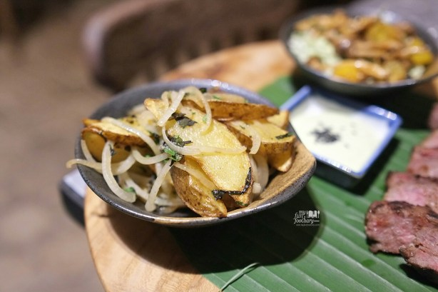 Potato Wedges at Fat Chow Temple Hill by Myfunfoodiary