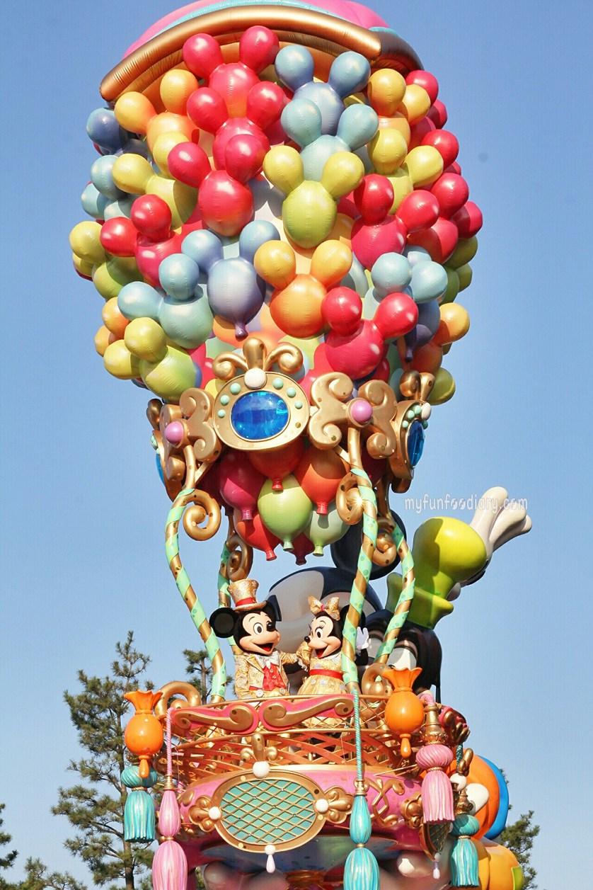 Tokyo Disney Parade July 2014 by Myfunfoodiary 07