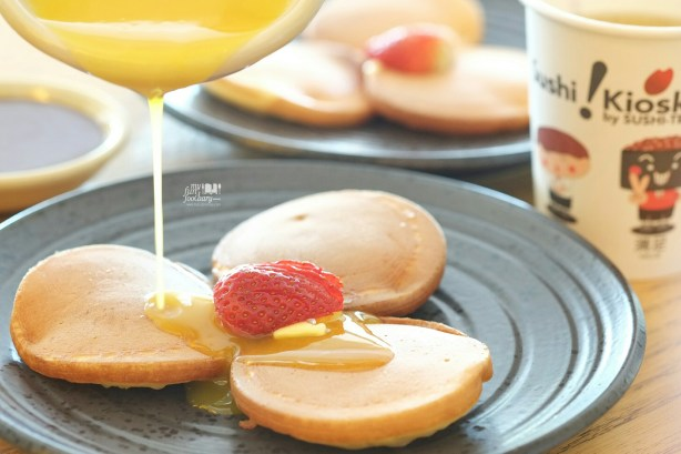Pancake at Sushi Kiosk by Sushi Tei - by Myfunfoodiary