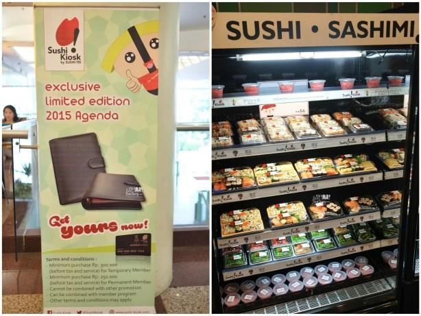 Sushi Sashimi at Sushi Kiosk by Sushi Tei - by Myfunfoodiary