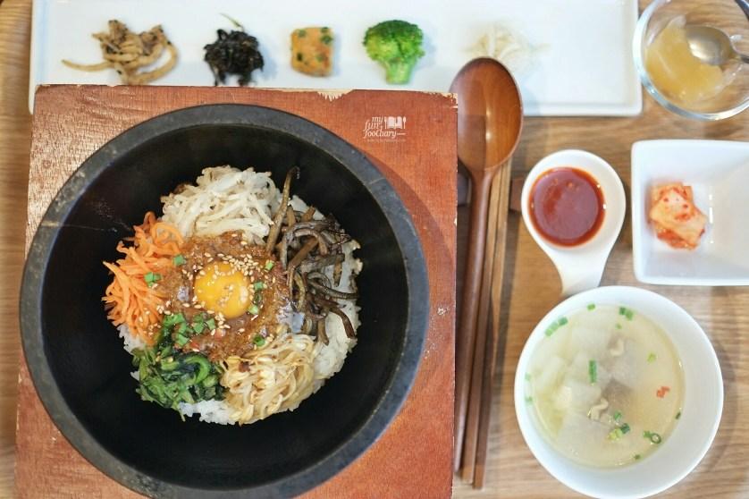 Bibimbap at Osuri Restaurant in Tokyo Japan by Myfunfoodiary 01