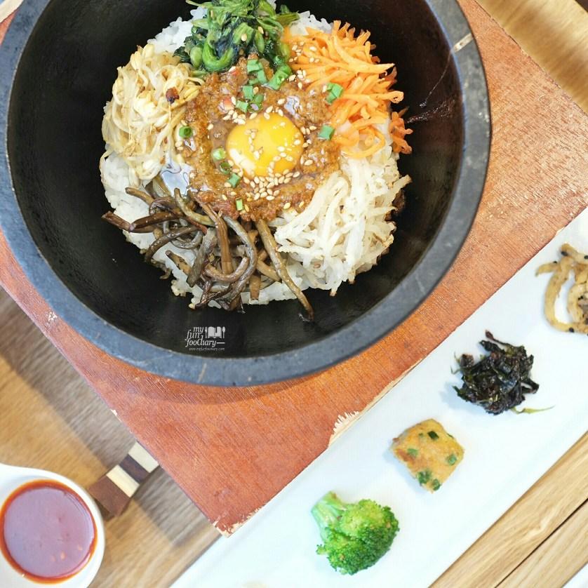 Bibimbap at Osuri Restaurant in Tokyo Japan by Myfunfoodiary 02