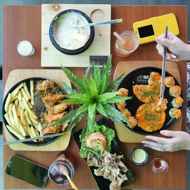Great snacks at Pat Bing Soo Korean Dessert by Myfunfoodiary