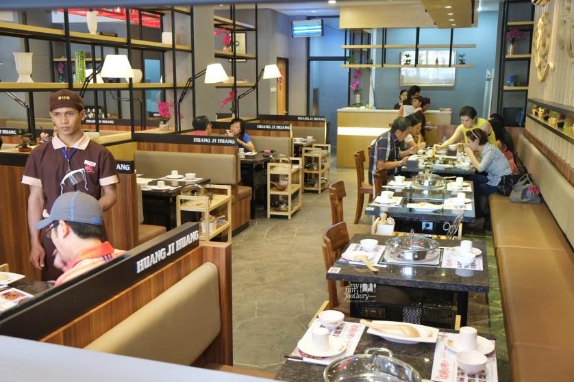 Non Smoking Area at Huang Ji Huang PIK by Myfunfoodiary 01