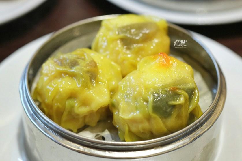 Siomay Dwi Telur at Babura Dimsum Restaurant PIK by Myfunfoodiary