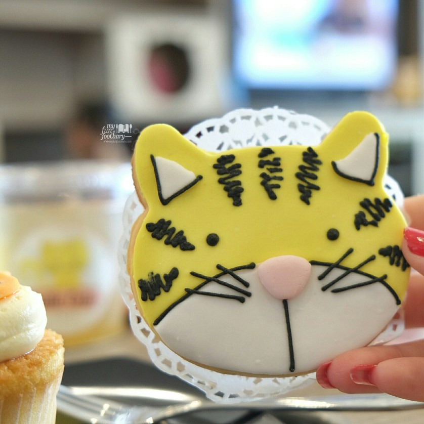 Tom and Jerry Cookies at Cutie Cats Cafe by Myfunfoodiary