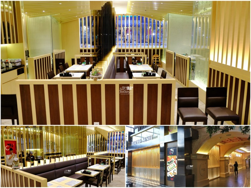 Ambiance at Itacho Sushi Grand Indonesia by Myfunfoodiary
