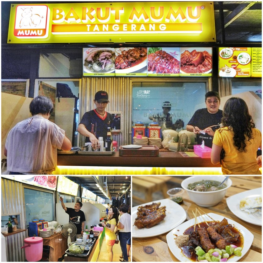 Counter Bakut Mumu at Seven 8 Nine Food Centre by Myfunfoodiary colllage