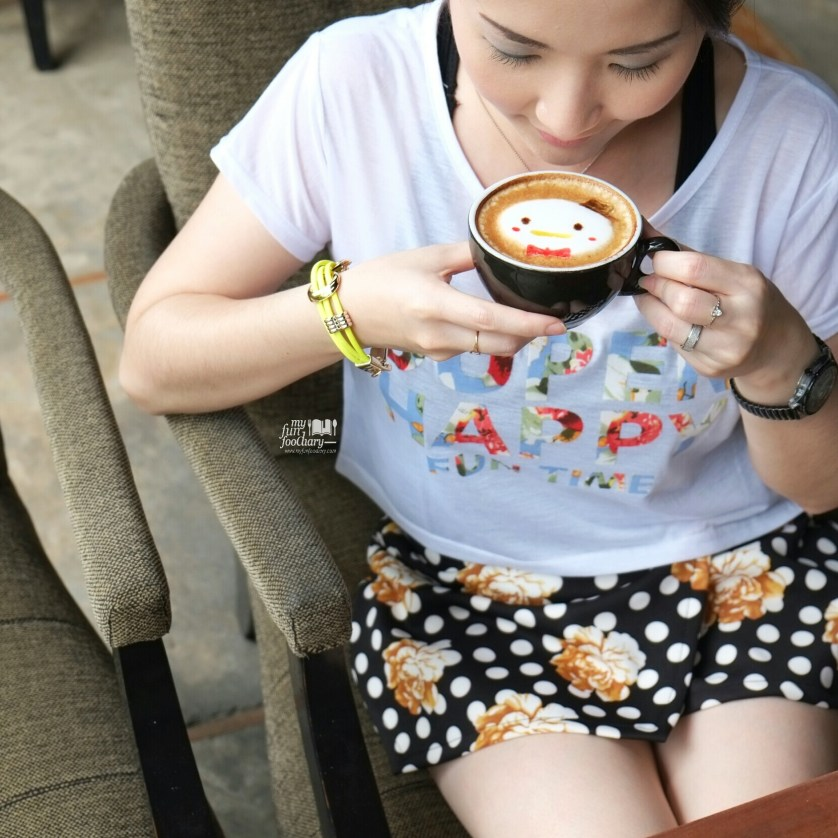 Disney Tsum Tsum Cappuccino at Noahs Barn Coffeenery by Myfunfoodiary 04