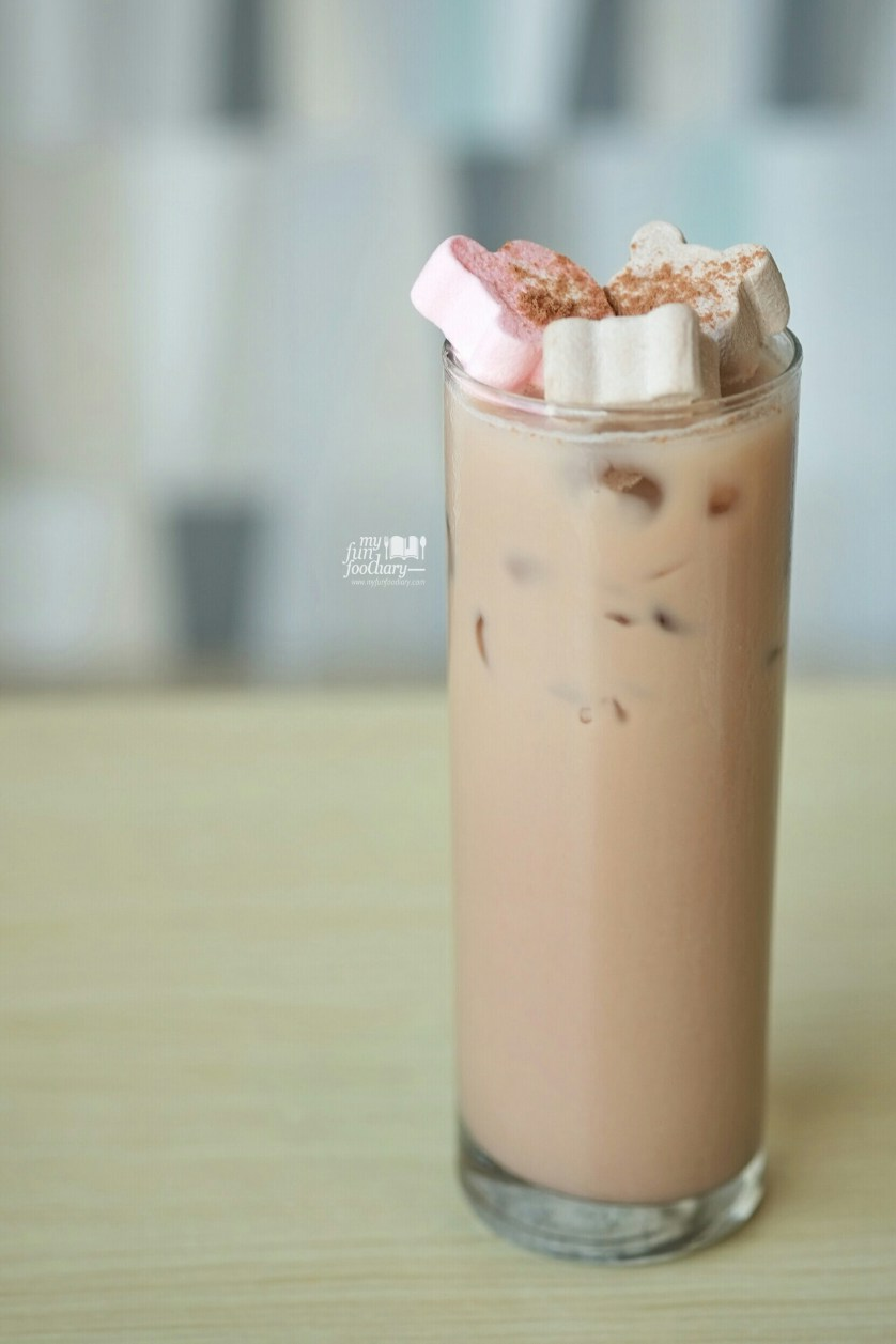 Iced Mellow Milo at Tang Yuan Dessert by Myfunfoodiary