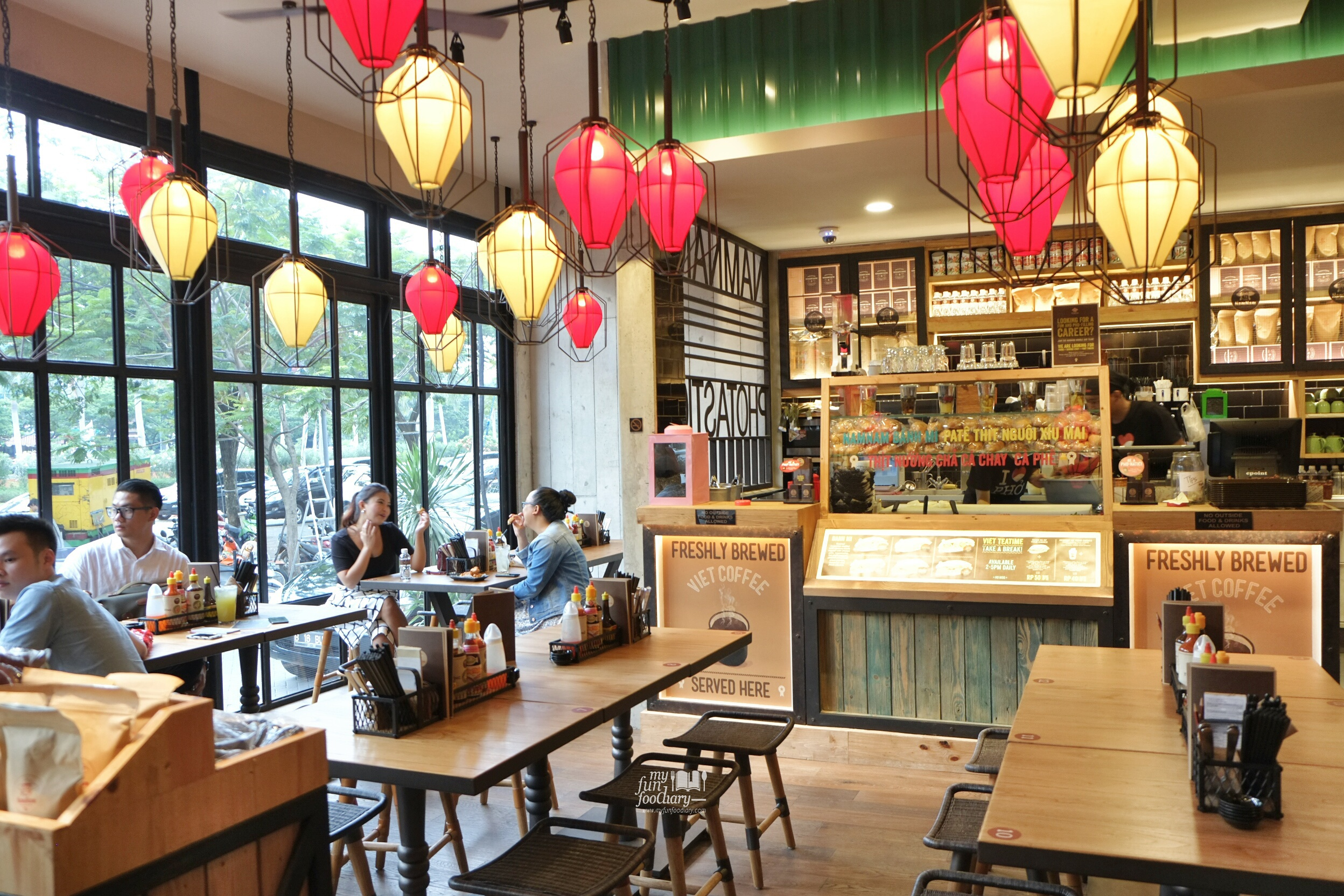 Lima Mall Chinese Food