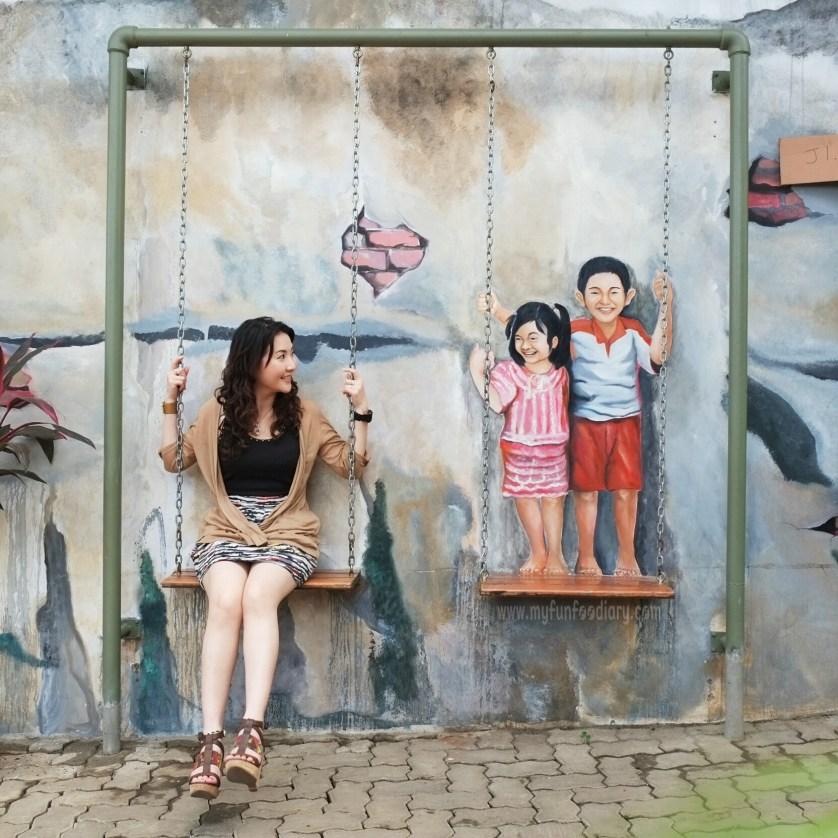 Mural Art Penang by Myfunfoodiary