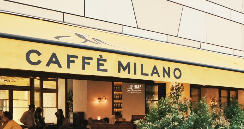 Signboard Caffe Milano by Myfunfoodiary