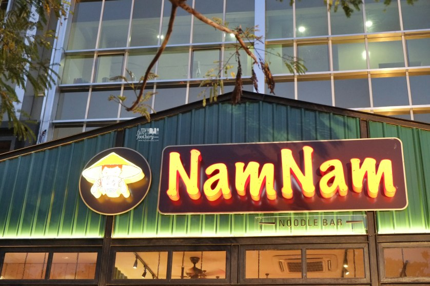 Signboard Nam Nam Noodle Bar by Myfunfoodiary