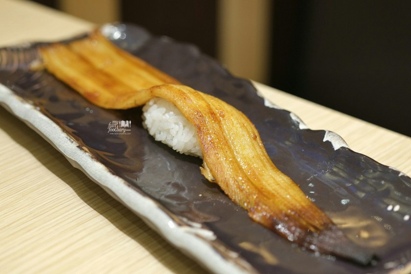 Supreme Sea Eel at Itacho Sushi Grand Indonesia by Myfunfoodiary 01