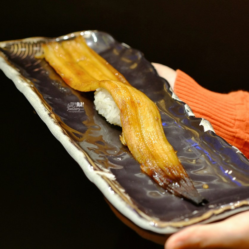 Supreme Sea Eel at Itacho Sushi Grand Indonesia by Myfunfoodiary